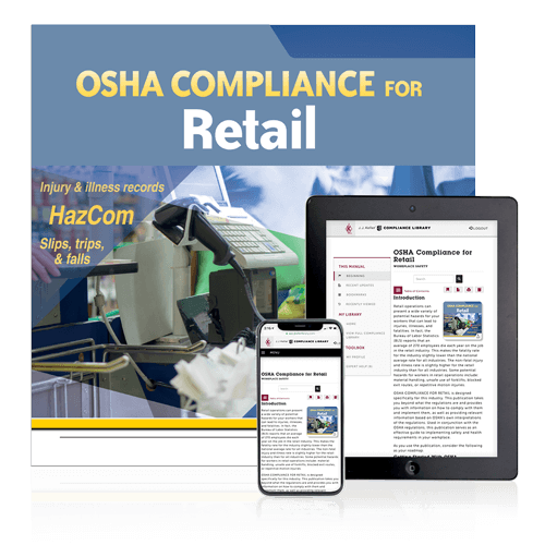 OSHA Compliance for Retail