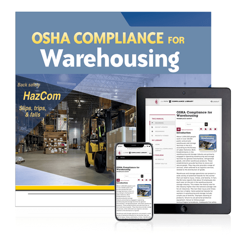 OSHA Compliance for Warehousing