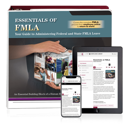 Essentials of FMLA Manual