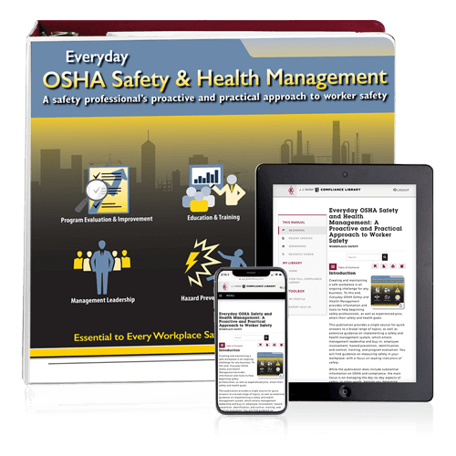 Everyday OSHA Safety & Health Management