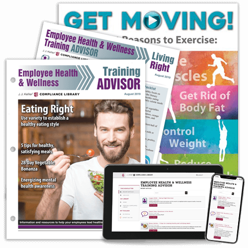 Employee Health & Wellness Training Advisor: LivingRight