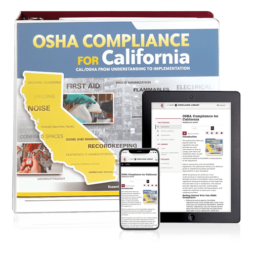 OSHA Compliance for California