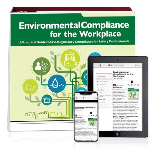 Environmental Compliance for the Workplace