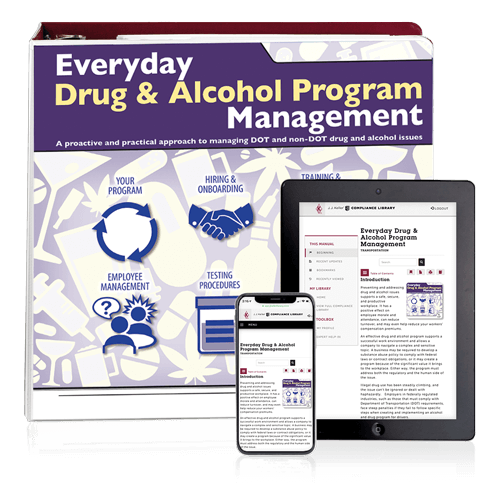 Everyday Drug & Alcohol Program Management