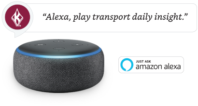 JJ Keller Alexa Transportation Daily News