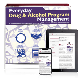 Everyday Drug & Alcohol Program Management | © J. J. Keller & Associates, Inc.