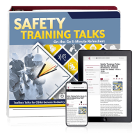 Safety Training Toolbox Talks for General Industry